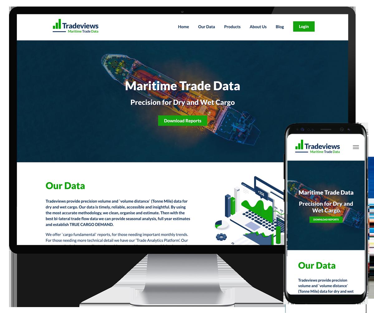 Tradeviews website